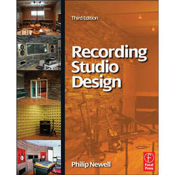 Focal Press Book: Recording Studio Design, 3rd ed.