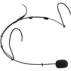 DPA Microphones d:fine 4088 Directional Headset Microphone with a Microdot Termination and a 3-Pin Lemo Connector for Sennheiser Wireless Systems (Black)