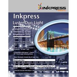 "Inkpress Media Luster Duo 280 Paper (8.5 x 11"", 300 Sheets)"