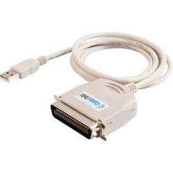 C2G USB IEEE-1284 Parallel Printer Adapter (6.0')