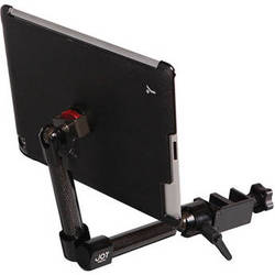 The Joy Factory MagConnect Carbon Fiber Wheelchair Mount for iPad 4th, 3rd, & 2nd Generation