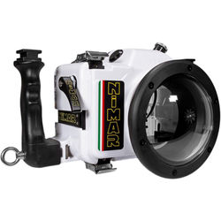 Nimar Underwater Housing for Canon EOS 7D DSLR Camera without Lens Port