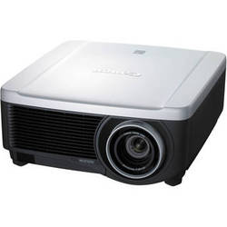 Canon REALiS WUX5000 LCOS Projector with RS-IL01ST Lens Kit