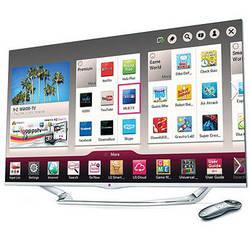 """LG 47"""" LA7400 Full HD 1080p Cinema 3D Smart LED TV"""