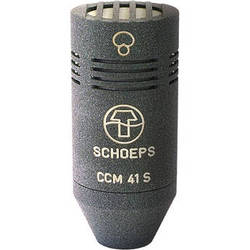 Schoeps CCM 41 S LG Supercardioid Compact Condensor Microphone for Close Pickup