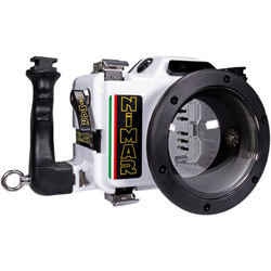 Nimar Underwater Housing for Nikon D5100 DSLR Camera without Lens Port