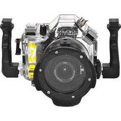 Nimar Underwater Housing for Nikon D5000 DSLR Camera with Lens Port for Nikkor 18-55mm VR