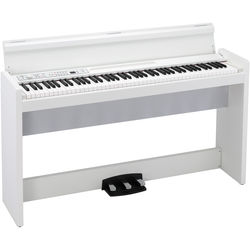 Korg LP-380 - 88-Key Digital Piano (White)