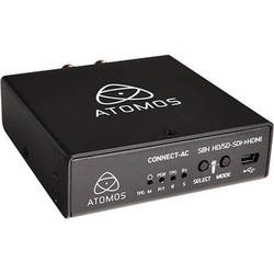 Atomos Connect-AC S2H Converter with AC Cable
