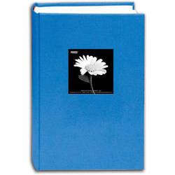 Pioneer Photo Albums DA-300CBF Fabric Frame Bi-Directional Memo Album (Sky Blue)