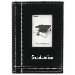 Pioneer Photo Albums GRAD46 Sewn Frame Graduation Brag Album
