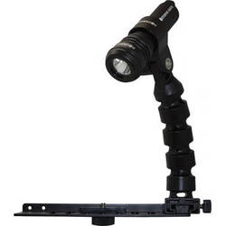 """Nocturnal Lights M700i Compact Underwater Camera Tray Setup with 8"""" Tray & 8"""" YS Flex Arm"""