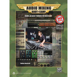 ALFRED Book: Audio Mixing Boot Camp