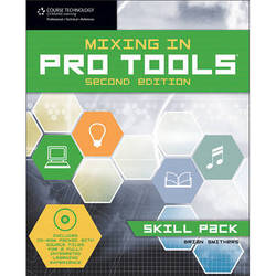 ALFRED Book: Mixing in Pro Tools: Skill Pack, 2nd ed.
