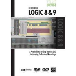 ALFRED DVD: Pro Audio Series: Beginning Logic 8 & 9