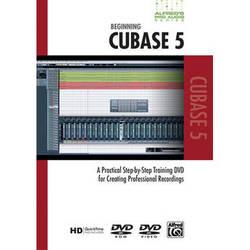 ALFRED DVD: Pro Audio Series: Beginning Cubase 5