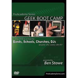 ALFRED DVD: Pro Academy Series: Geek Boot Camp