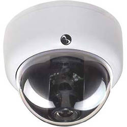 American Dynamics Discover 700 Mini-Dome Indoor Camera with Varifocal Lens (White, PAL)