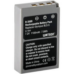 Watson BLS-5 Lithium-Ion Battery Pack (7.2V, 1100mAh)