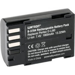Watson D-Li90 Lithium-Ion Battery Pack (7.4V, 1800mAh)