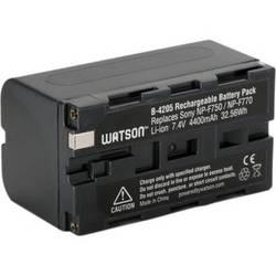 Watson NP-F770 Lithium-Ion Battery Pack (7.4V, 4400mAh)