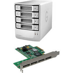 G-Technology G-SPEED eS 16000GB with RAID Controller Kit