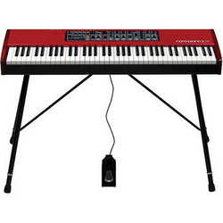 Nord Piano 2 HP 73-Key Digital Piano and Synthesizer