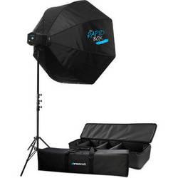 "Westcott Skylux LED 1-Light XL Kit with Rapid Box 48"""