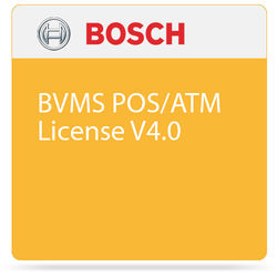 Bosch BVMS POS/ATM License V4.0