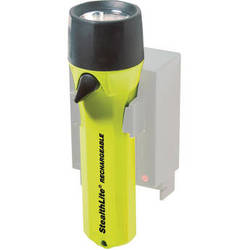 Pelican StealthLite 2450 Rechargeable Flashlight (Yellow)