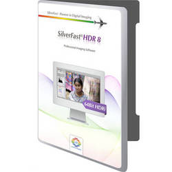LaserSoft Imaging SilverFast HDR 8 Imaging Software