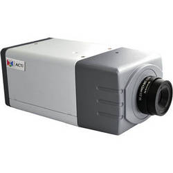 ACTi D21 1 Mp Day/Night Box Camera with Bundled f2.8 to12mm Varifocal Lens