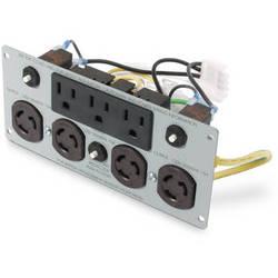APC Power Backplate Kit with 3 x NEMA 5-15R & 4 x NEMA L5-15R Connections