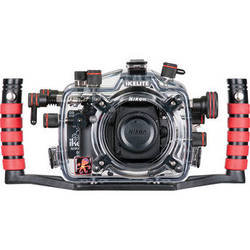 Ikelite Underwater Housing with TTL Circuitry for Nikon D90