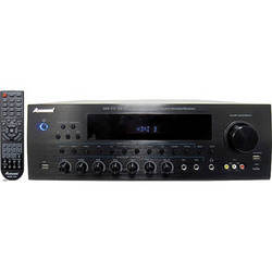 Acesonic USA HKR-710 340W 7.1 Surround Sound Home Theater Karaoke Receiver