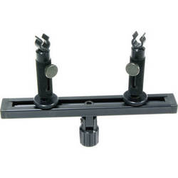 Schoeps M 100 C Miniature Stereo Mounting Bar (Black)