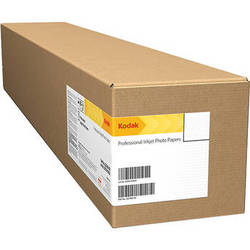 "Kodak Professional Artist Canvas Matte Inkjet Paper (44"" x 40' Roll)"