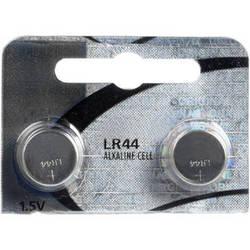 General Brand LR44 Alkaline Cell Batteries (1.5V, 2 Pack)