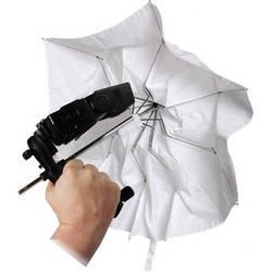 Lastolite Brolly Grip Kit with Trifold Umbrella