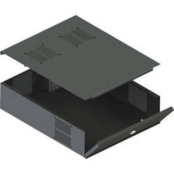 Video Mount Products DVR-LB3 Low-Profile DVR / Storage Lockbox