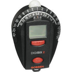 Gossen Digisix 2 Light Meter