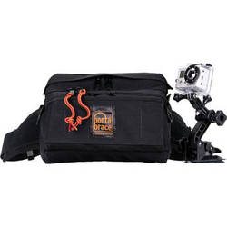 Porta Brace HIP-2GP Hip-Pack for GoPro Cameras (Black)
