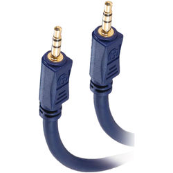 C2G Velocity 3.5mm M/M Stereo Audio Cable (125')