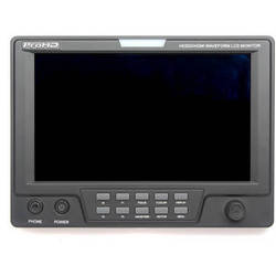 "JVC DT-X71FI 7"" On-Camera Field Monitor with SDI, Waveform & More"