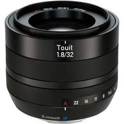 Zeiss Touit 32mm f/1.8 Lens (Fujifilm X-Mount)
