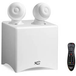 Teac Cabasse CineOle Digital Home Cinema Audio System (Glossy White)