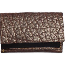 HoldFast Gear Indispensable Wallet (American Bison, Mahogany)