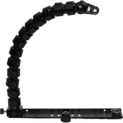 "Nocturnal Lights Large Universal Underwater Camera Tray Setup with 12"" Tray & 18"" YS Flex Arm"