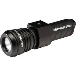 """Nocturnal Lights M700t Ultra Compact Underwater Technical LED Dive Light with 1/4-20"""" Holder"""