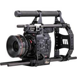 Redrock Micro 15mm ultraCage Black Studio Bundle for Canon C500